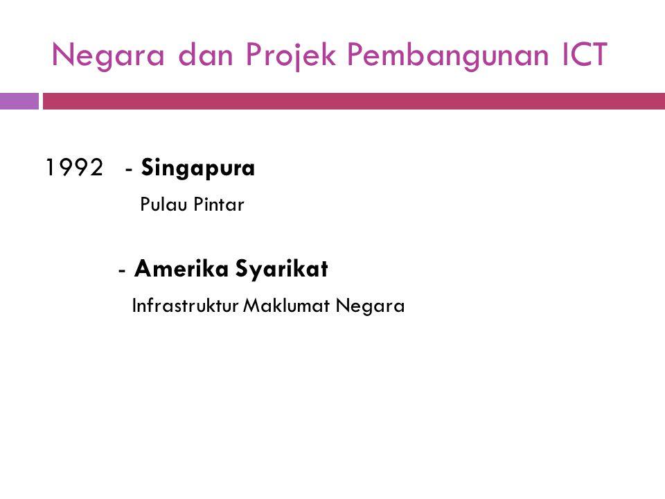 Rancangan Malaysia Ke 8 7- Memupuk Pembentukan Kumpulan Kritikal Perusahan Kecil dan sederhana (PKS) yang berasaskan ICT - Beberapa inisiatif akan dilaksanakan termasuklah menjadikan syarikat Malaysia yang berjaya sebagai model kepada syarikat PKS, membantu syarikat PKS dalam pemasaran dan menembusi pasaran antarabangsa serta menaikkan taraf pusat inkubator MSC untuk membantu usahawan teknologi.