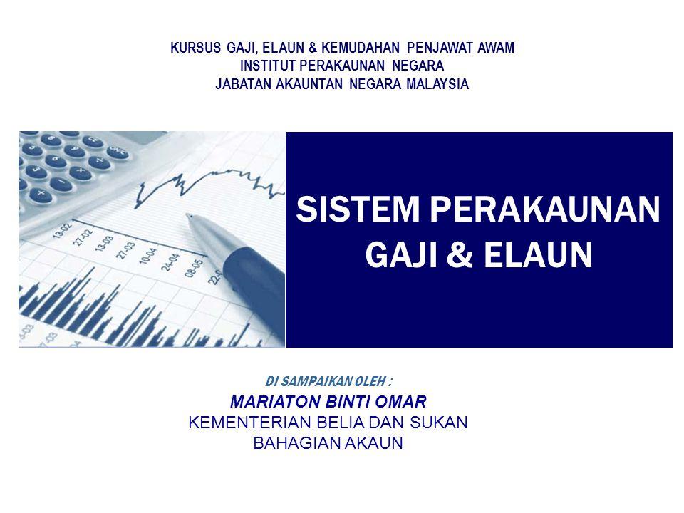 112 PENAMBAHBAIKAN MODUL BAUCAR BAYARAN (SAMB.) Butang Senarai No KP
