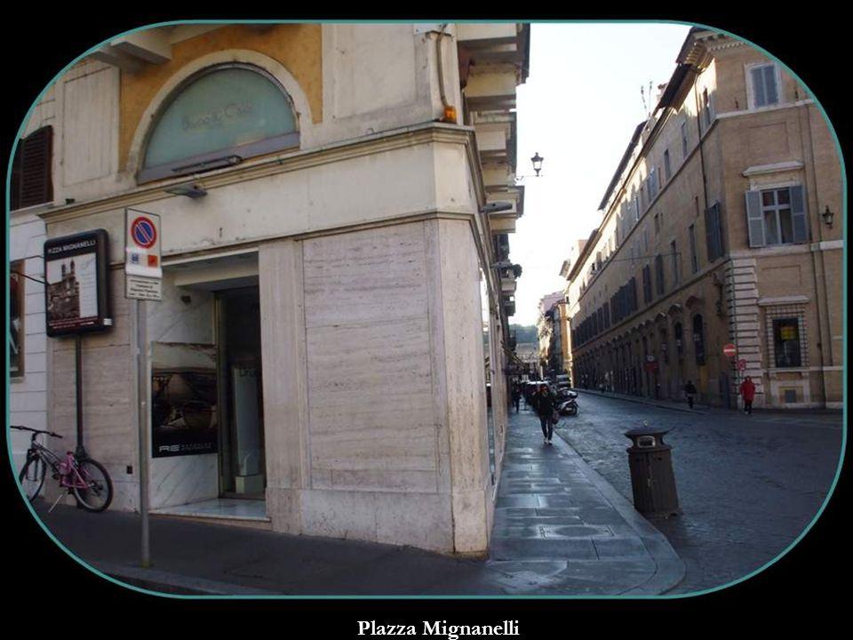To Plazza Venetia
