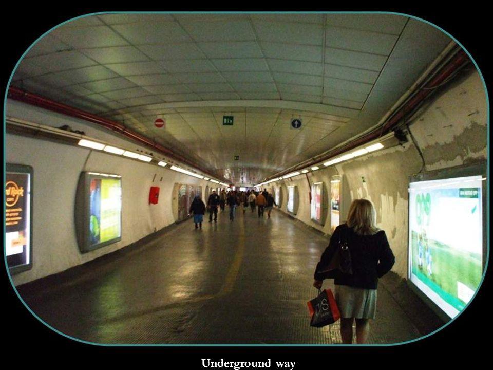 Underground way