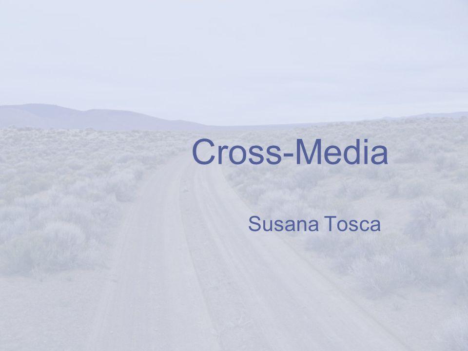 Cross-Media Susana Tosca