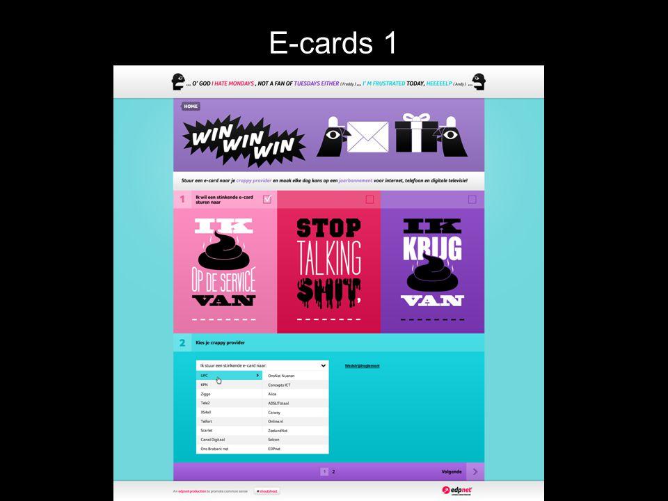 E-cards 1