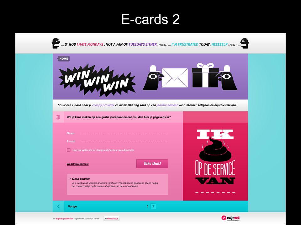 E-cards 2