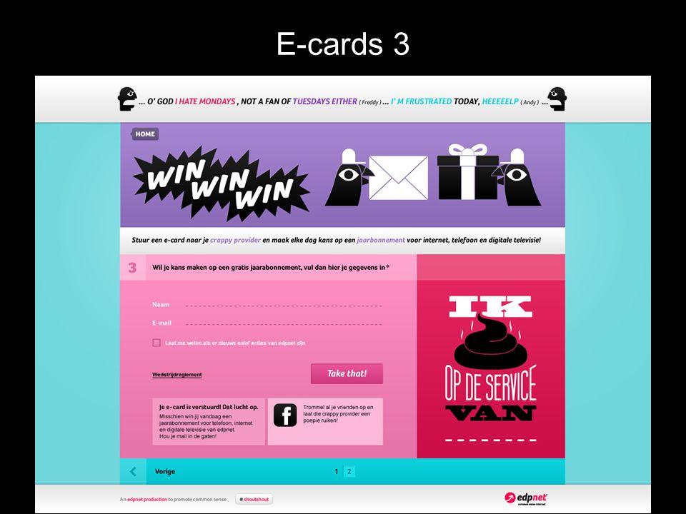 E-cards 3
