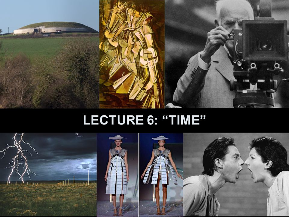 LECTURE 6: TIME