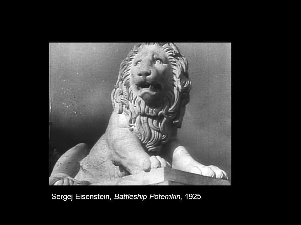 Sergej Eisenstein, Battleship Potemkin, 1925