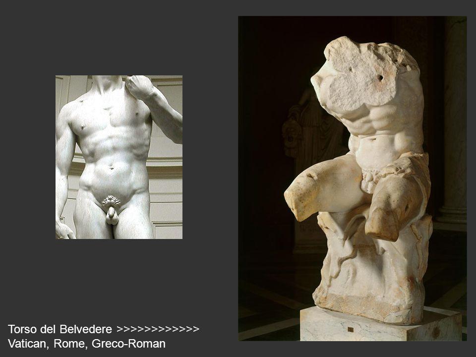 Torso del Belvedere >>>>>>>>>>>> Vatican, Rome, Greco-Roman