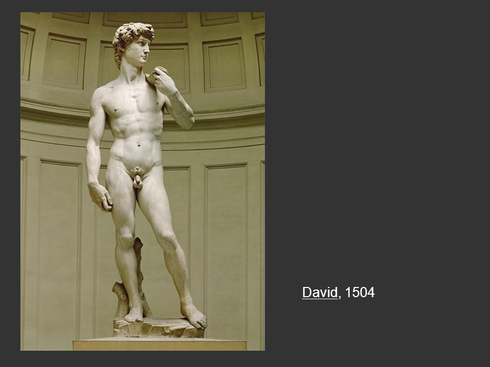 David, 1504