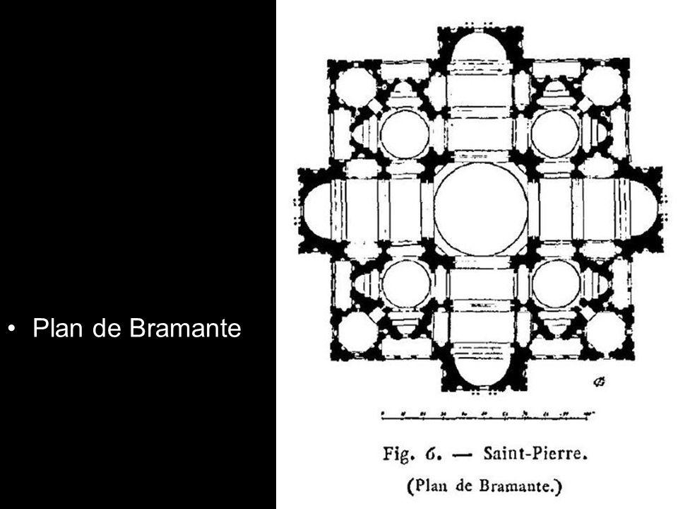 Plan de Bramante