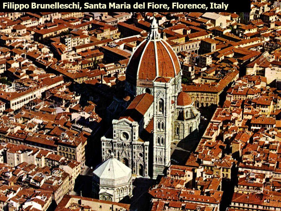 Duomo, Filippo Brunelleschi