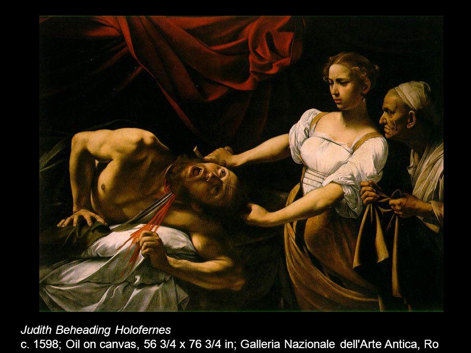 Judith Beheading Holofernes c.