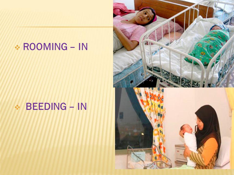 04/01/12 Pengertian Membiarkan ibu dan bayinya terus menerus