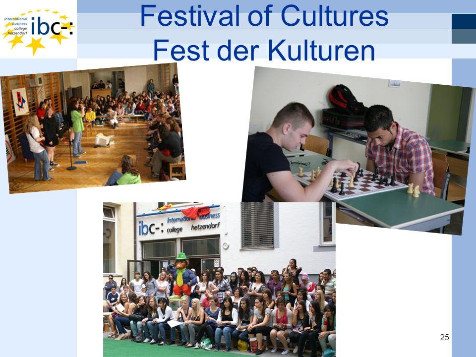 Festival of Cultures Fest der Kulturen 25