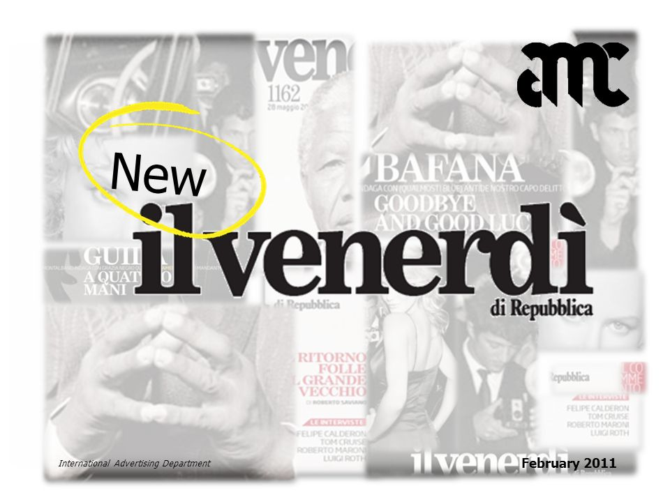 New February 2011 International Advertising Department