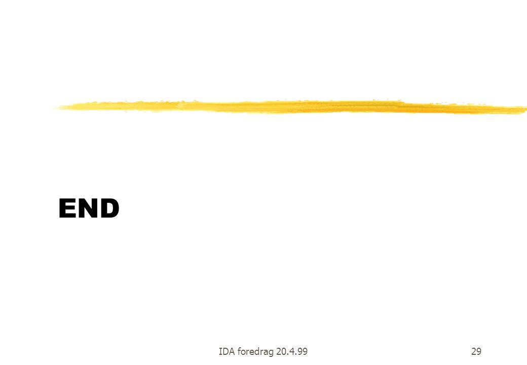 IDA foredrag 20.4.9929 END