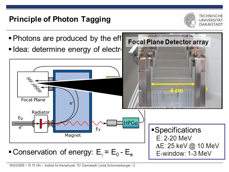 18/03/2009 / 15:15 Uhr | Institut für Kernphysik, TU Darmstadt, Linda Schnorrenberger | 3 ProtoZero  R 3 B @ FAIR: CALIFA 90° Prototype 13 cm