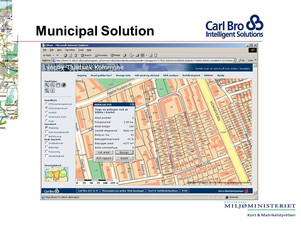 Municipal Solution