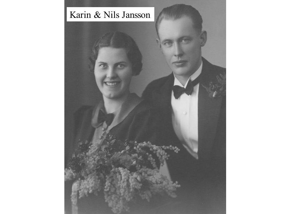 Karin & Nils Jansson