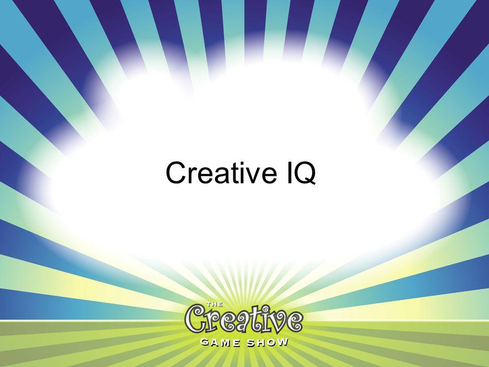 Creative IQ