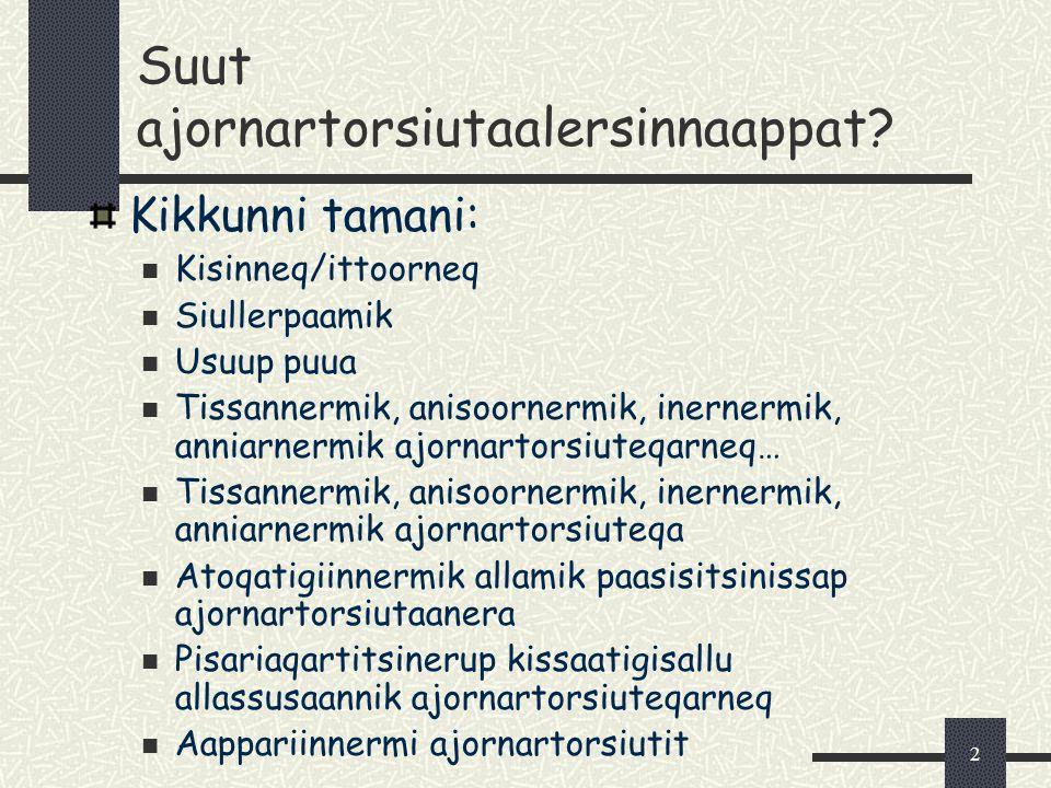 23 Hans Peter: Hans Peter tagiartortippoq usualu tissalluni - taavami?