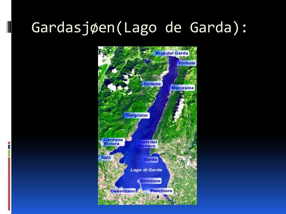 Gardasjøen(Lago de Garda):
