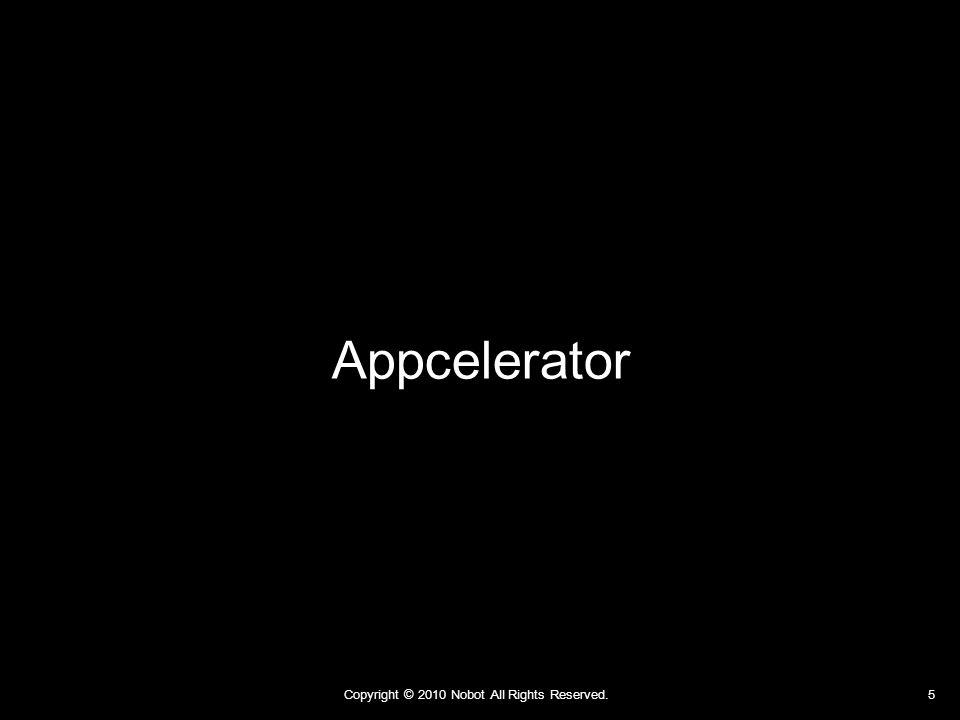 5 Appcelerator