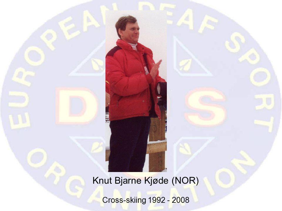 Knut Bjarne Kjøde (NOR) Cross-skiing 1992 - 2008