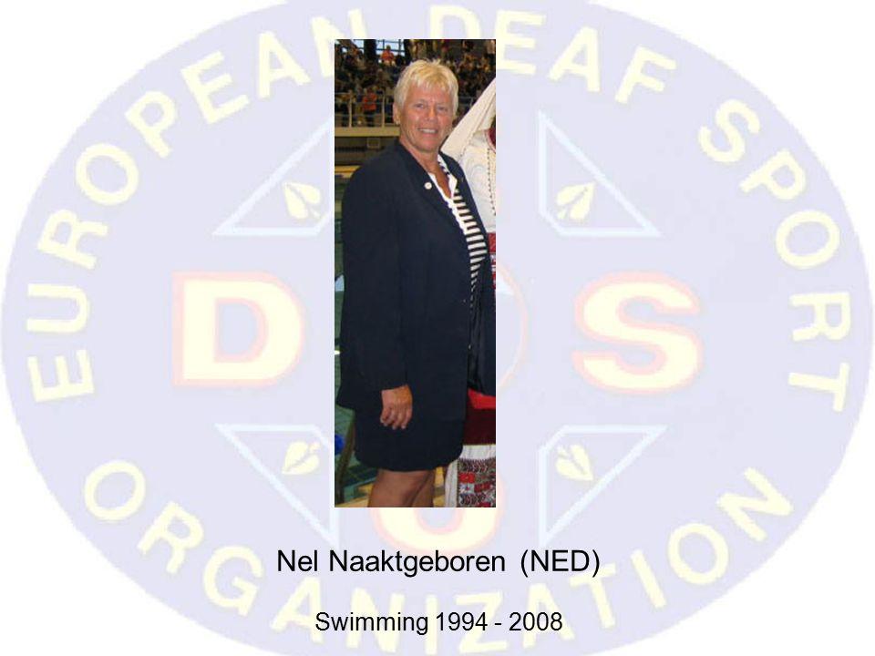 Nel Naaktgeboren (NED) Swimming 1994 - 2008