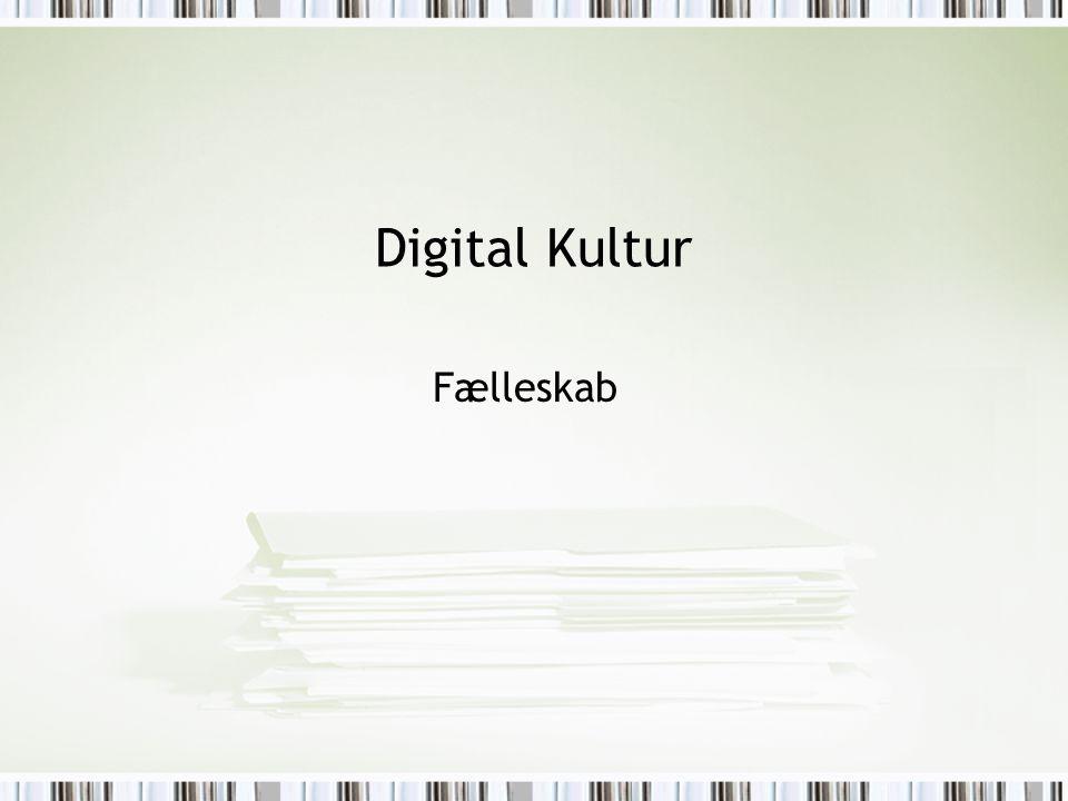 Digital Kultur Fælleskab