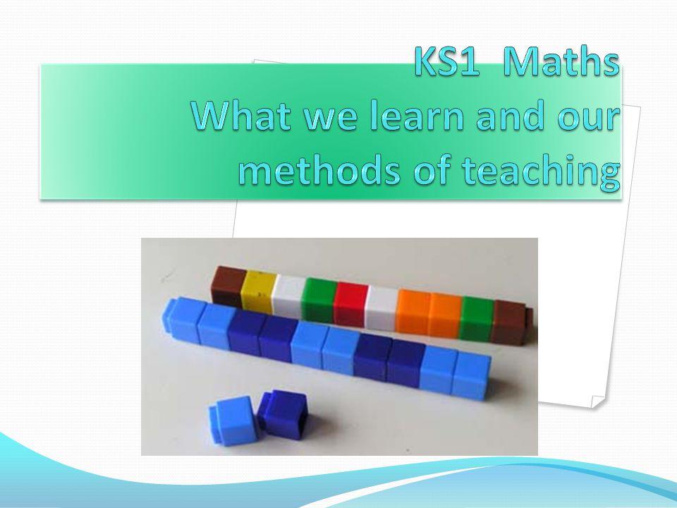 What do we teach in KS1 Maths.