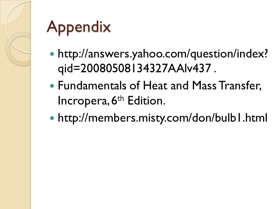 Appendix http://answers.yahoo.com/question/index. qid=20080508134327AAlv437.