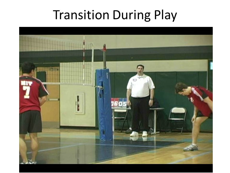 Transition During Play