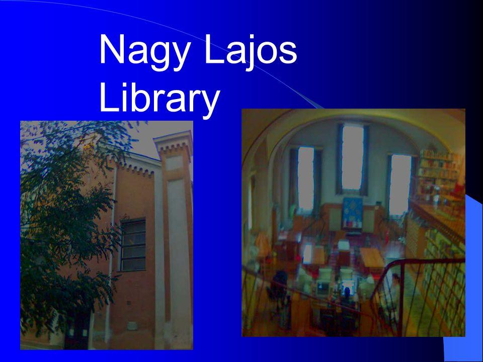 Nagy Lajos Library