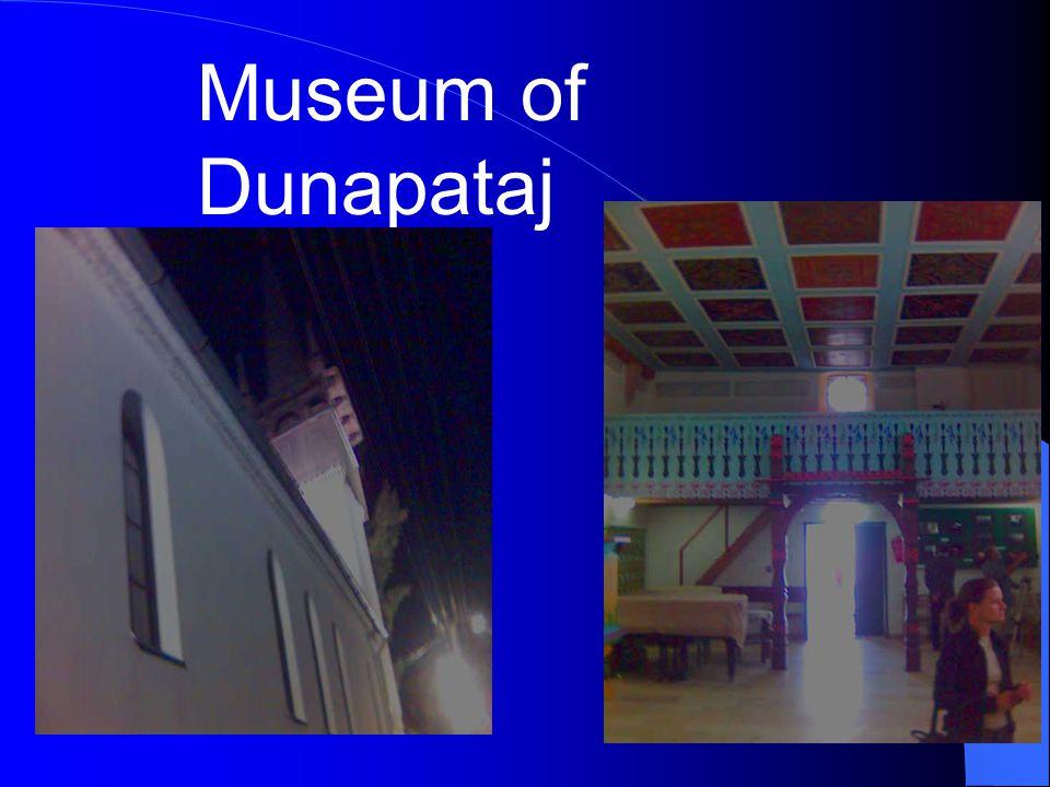 Museum of Dunapataj