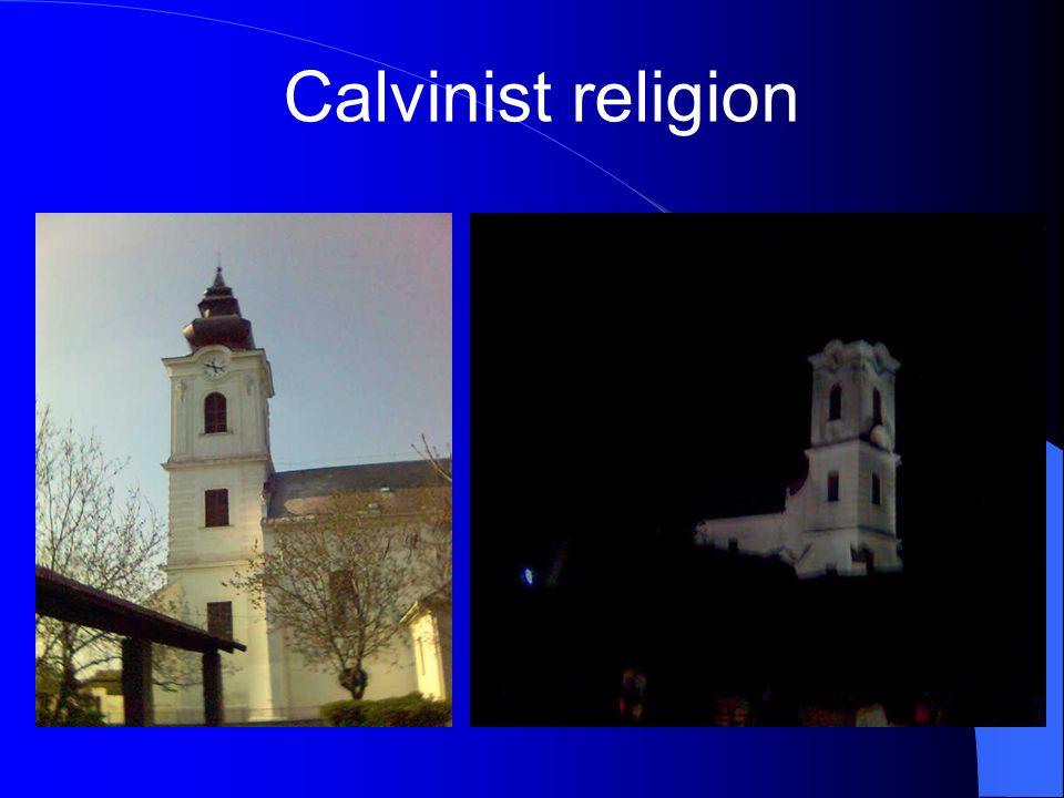 Calvinist religion