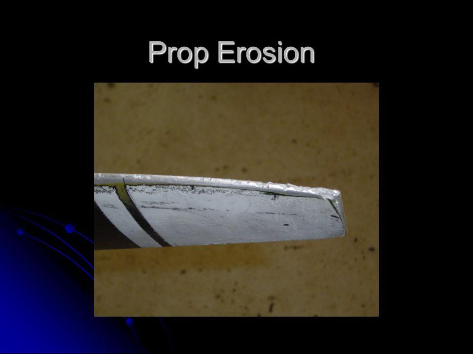 Prop Erosion