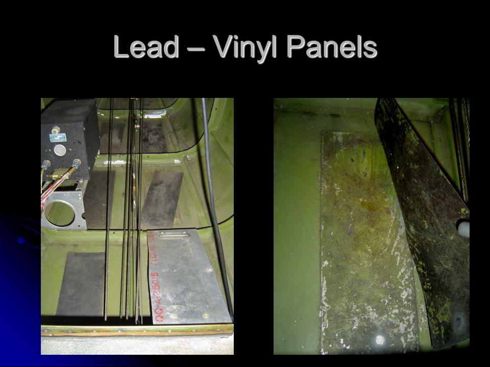 Lead – Vinyl Panels