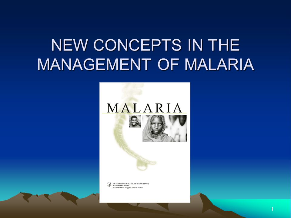 2 INTRODUCTION Malaria is an ancient scourge of humanity.