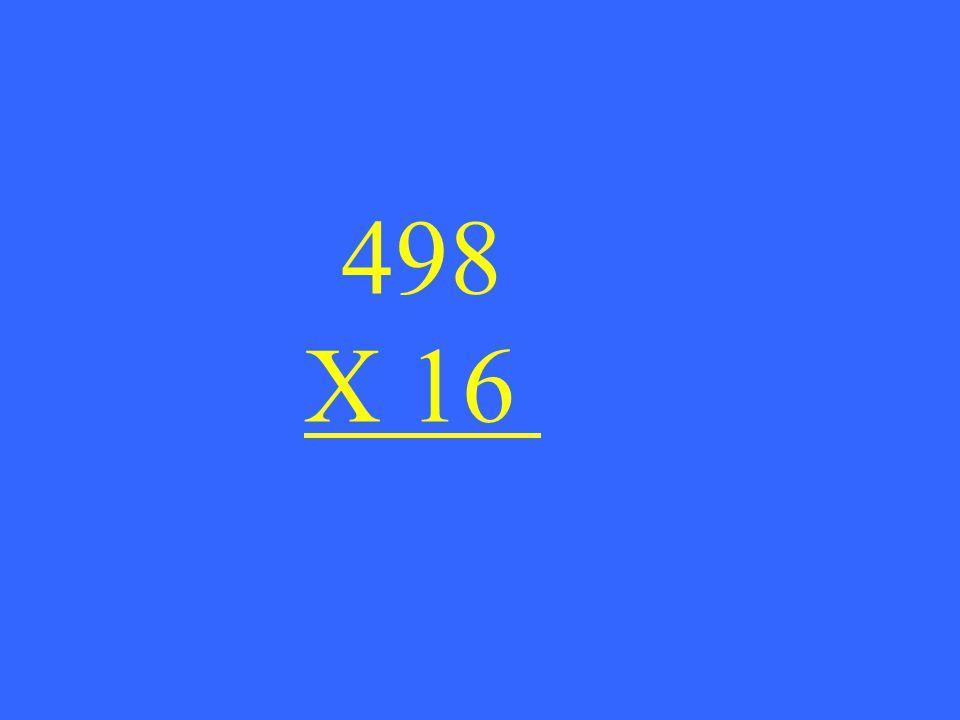 498 X 16