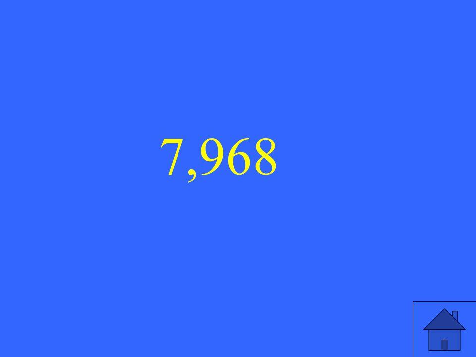 7,968