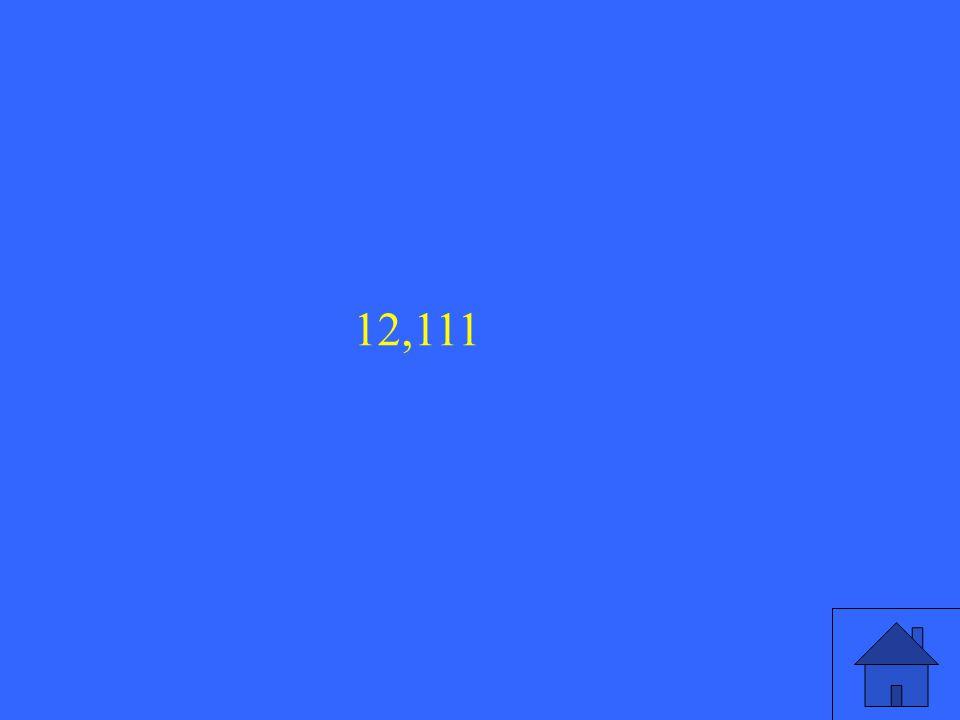 12,111