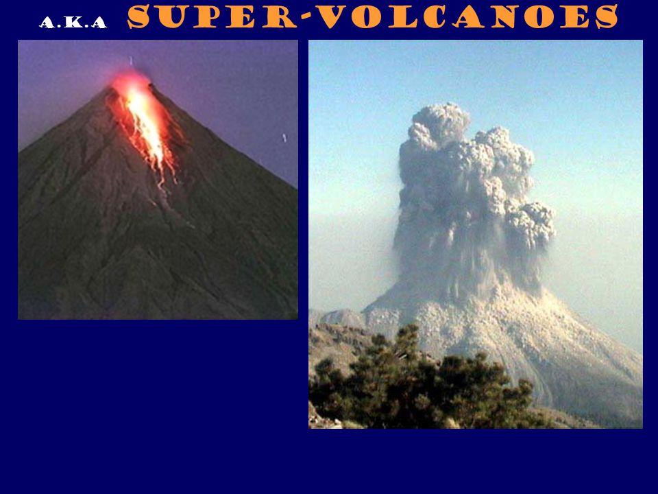 A.k.a Super-Volcanoes