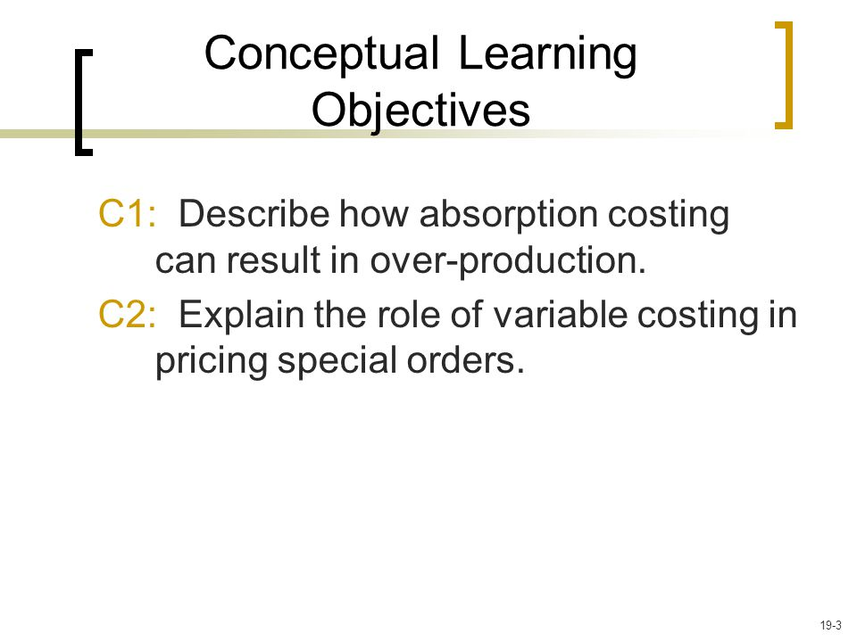 Analysis of Income Reporting for Variable Costing: Units Produced Equal Units Sold P2 19-14