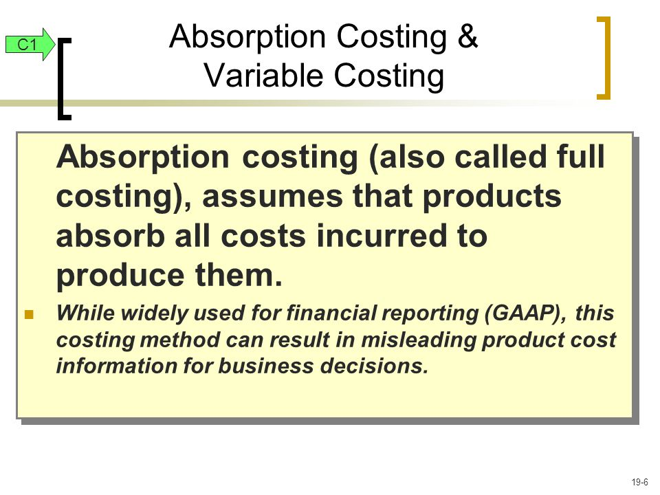 Planning Production C1 Producing too much inventory Excess inventory Higher storage and financing costs Greater risk of obsolescence Producing too little inventory Lost sales Customer dissatisfaction 19-27