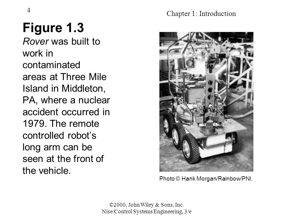 Chapter 1: Introduction 15 ©2000, John Wiley & Sons, Inc.