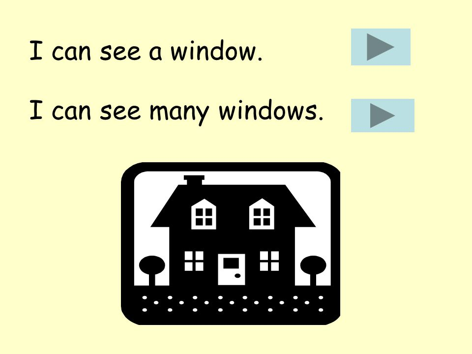 I can see a window. I can see many windows.
