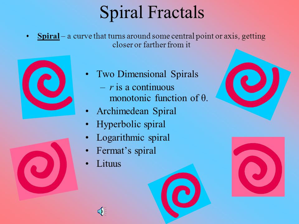 Fractal Geometry He showed how fractals occur in math and nature Fractals – self-similar objects They have a fractional dimension Mandelbrot came up w