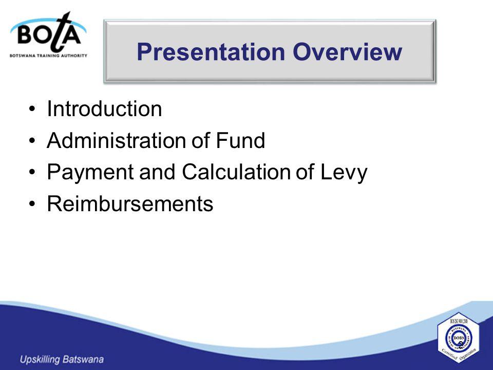 Awareness of the VTF among companies
