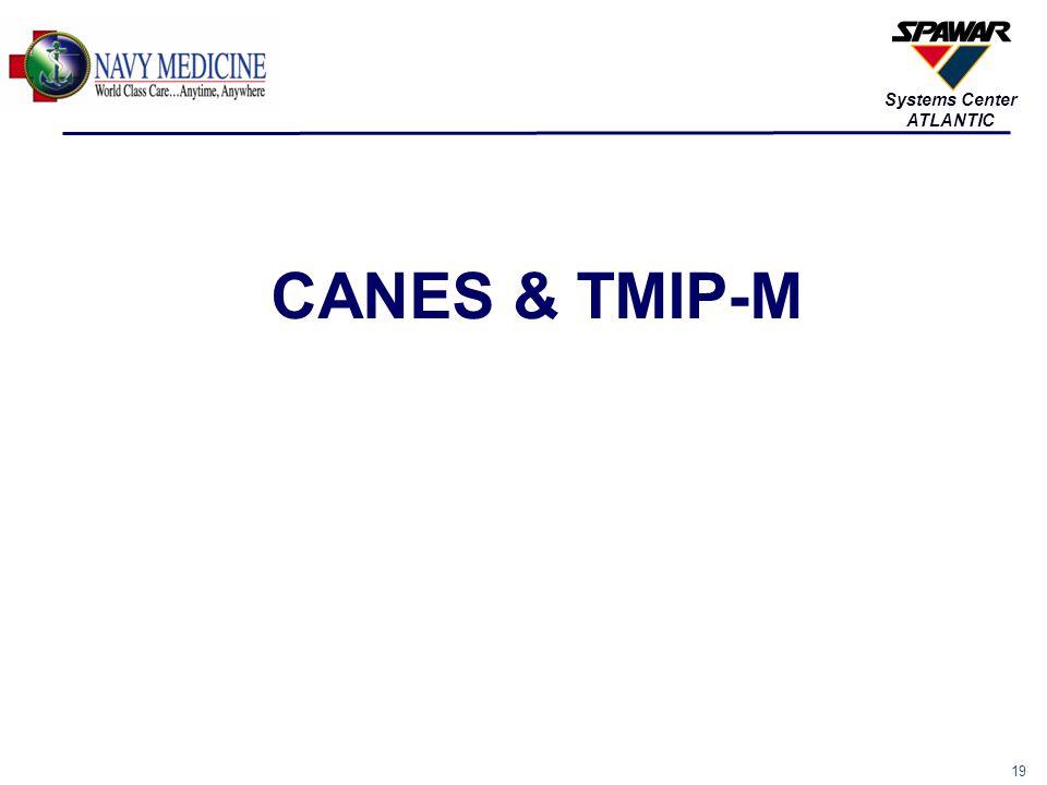 19 Systems Center ATLANTIC CANES & TMIP-M
