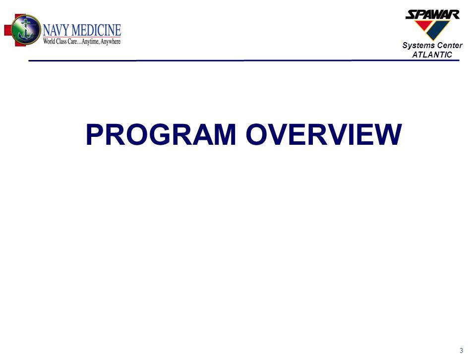 3 Systems Center ATLANTIC PROGRAM OVERVIEW
